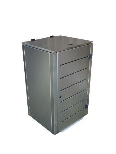 Mülltonnenschrank für eine 240 Liter Tonne, Modell Eleganza Line - 4