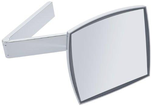 Keuco 17613019001 Kosmetikspiegel iLook_move 17613, beleuchtet, Steckertransformator