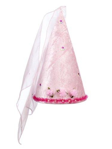 Pink Deluxe Renaissance Tudor Cone Princess/Queen ()