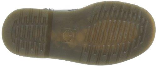 Dr. Martens Brooklee, Boots mixte bébé Noir (Black Patent Lamper)