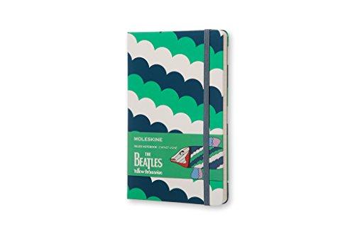 Moleskine The Beatles Notizbuch, grün (Moleskine Notebook-design)