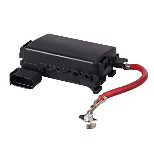 Sicherungskasten Batteriedose Box Halter Sicherungshalter Box Sicherungsdose Terminal Autobatterie Sicherungskasten-Halter 1J0937550A1J0937550B1J0937550AA, 1J0937550AC, 1J0937550AE
