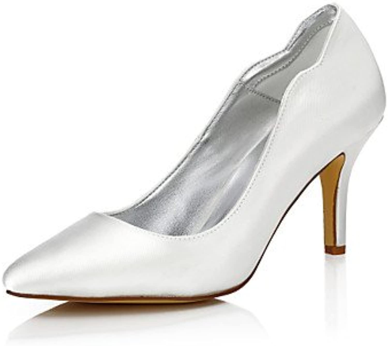 Zormey Women'S Wedding Shoes Fall Winter Club Shoes Comfort Silk Wedding Outdoor Office &Amp; Career Party &Amp...