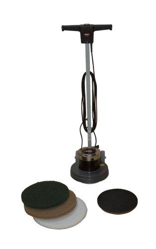 IRSA BLITZ-LADY, SET, Einscheibenmaschine zum Polieren und Reinigen, einschl. Treibteller und 3 Pads\'s