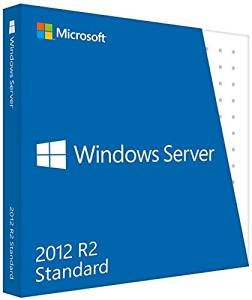 Windows Server 2012 R2 Standard OEM (Produktkey ohne Datenträger per Post)