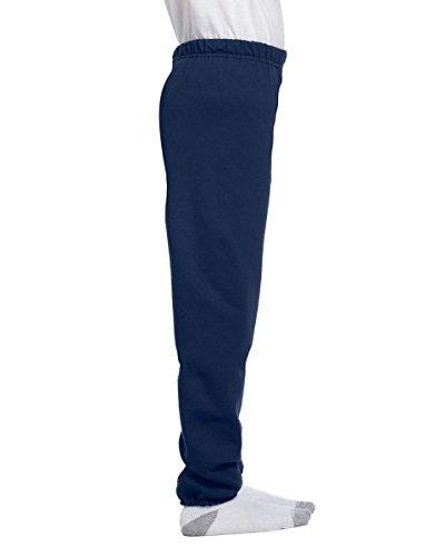 Jerzees - Pantaloni - relaxed - Uomo J Navy
