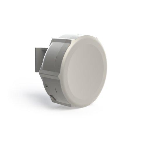 MikroTik RouterBOARD SXT G-2HnD, 2GHz outdoor wireless device wi Antenna: Antenna a doppia polarizzazione, 2 GHz, 10 dBi, -18 dB di isolamento porta-a-porta,(1) porta Gigabit Ethernet