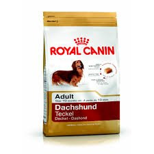 1.5KG ROYAL CANIN DACHSHUND ADULT DOG FOOD SUPPLIED BY MALTBY'S STORES
