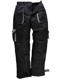 Portwest Texo Hose schwarz/grau, medium M, lang
