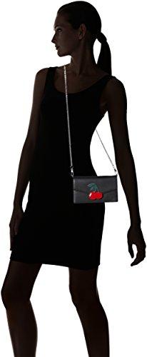 Tosca Blu - Cherry, Borse a secchiello Donna Nero (Black)