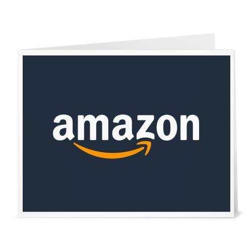 Amazon.de Gutschein zum Drucken (Blaues Amazon Logo)