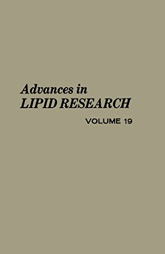 Advances in Lipid Research (English Edition)