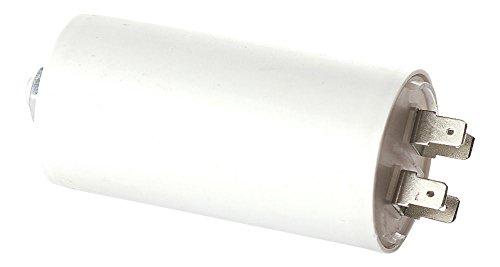 Drehflex - 40 µF Anlaufkondensator für Waschmaschine/Trockner / Geschirrspüler //