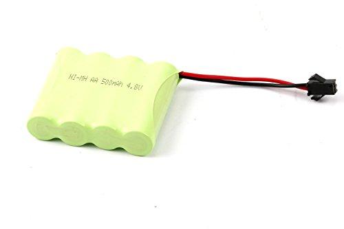 Preisvergleich Produktbild C017004 4,8 V 500 mAh NI-MH Akku für RC Monstertruck C017004 und RC Buggy C017005