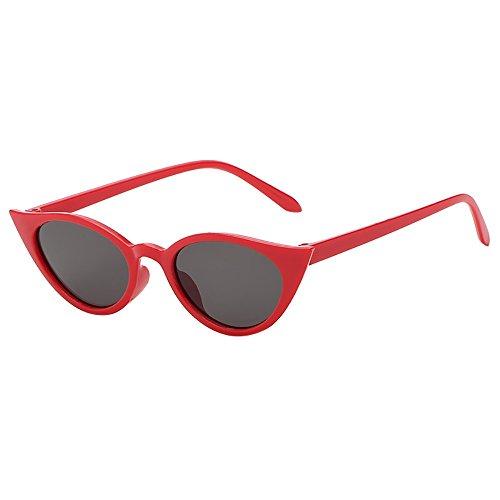 ┃byeeet┃ occhiali da sole donna montatura in metallo a specchio lenti polarizzate occhi di gatto moda occhiali da sole donna specchiati moderni occhi di gatto vintage montatura