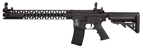 Colt M4 Harvest AEG Noir 180859 Cybergun Full métal/Couleur Noir/électrique (0.5 Joule)-Semi/Full Automatique