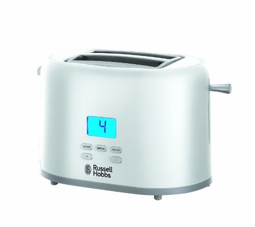 Russell Hobbs 21160-56 Toaster Grille-Pain 2 fentes Collection Precision Control