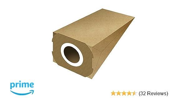 10 Staubsaugerbeutel für Bomann B 41 Collo 0334 CB 927 Dicaff Comfort 500