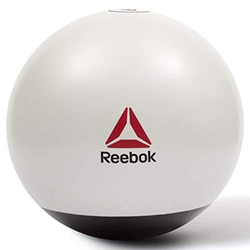 Reebok Unisex Gymball Gymnastikball, Grau, 65 cm (Reebok Gymnastikball)