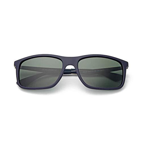 shixiaodan Herren Sonnenbrille Polarisierte, Klassische Herren Square Polarized Sonnenbrille