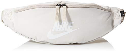 Nike Unisex- Erwachsene Heritage Hip Pack Gürteltasche, Phantom/Desert Sand/White, One Size