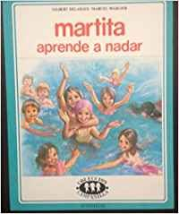 Martita aprende a nadar por Gilbert Delahaye