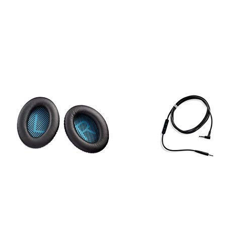 ür QuietComfort 25 Kopfhörer schwarz & QuietComfort 25 Kopfhörer-Kabel mit Inline-Mikrofon und Fernbedienungfür Samsung/Android Gerät schwarz ()