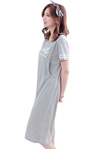 bearsland - Robe spécial grossesse - Femme Gris