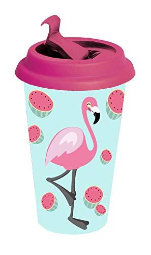 Flamingo Coffee To Go Becher 500 ml