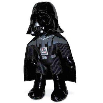 Plüsch-Puppe DARTH VADER - Original Star Wars Figur