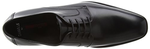 Lloyd Mens Danville Derby Black (nero 0)