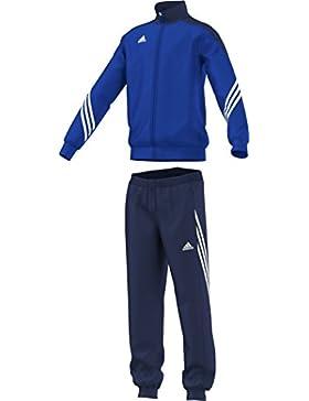 adidas Sere14 Pes Su Y Chándal, Niños, Azul, 164