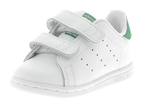premium selection 08c23 08bd7 Adidas Stan Smith CF I, Scarpe da Fitness Unisex – Bimbi 0-24