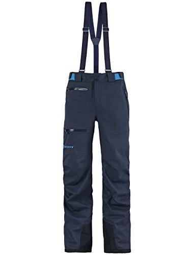 SCOTT Herren Skitourenhose blau L