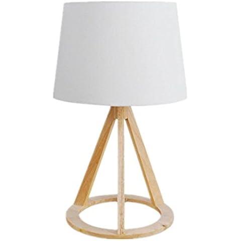 E27 a tre gambe scrivania lampada da tavolo semplice in