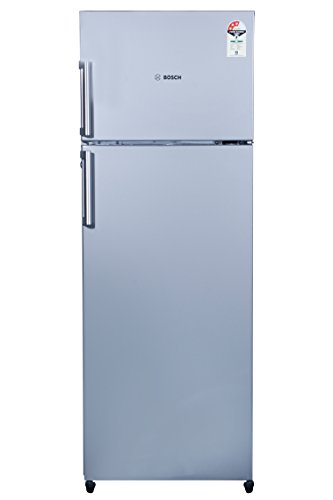 Bosch KDN30VS30I Frost-free Double-door Refrigerator (290 Ltrs, 3 Star Rating, Silver)