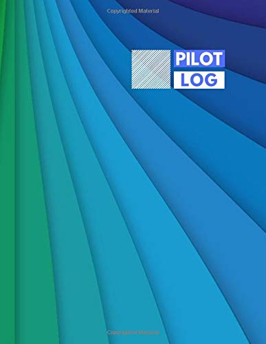Pilot Log: Pilot Flight Log Book Safety Sheets, Aviation Log Book, Crew Record Book, Unmanned Aircraft System, Gifts for Amateur and Professional ... 11