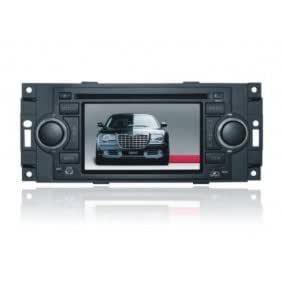 (2005-2007) Jeep Grand Cherokee Syst¨¨me de navigation et lecteur DVD avec radio (AM / FM), Mains libres Bluetooth, USB, entr¨¦e AUX, (sans carte), installation Plug and Play