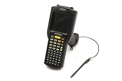 Motorola MC3090, Gun Konfiguration/Windows CE PRO OS/802.11 a/b/g Wireless/38 Schlüssel, Farbe Display/Laser Scanner - P/N: mc3090g-lc38h00ger (Motorola Laser Scanner)