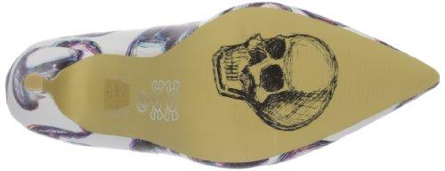 Iron Fist  Third Dimension Heel, Escarpins femme Blanc - Weiß (white)
