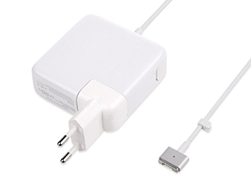 """Laplife AC Power Adapter Charger 60w Magsafe-2 for Apple 13"""" Inch Macbook Air Series (swiztek60wattsmagsafe2)"""