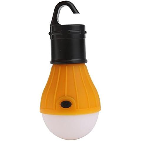FAMILIZO Colgante Al Aire Libre Tienda Portable De La Bombilla LED De Pesca De La Linterna LáMpara Que