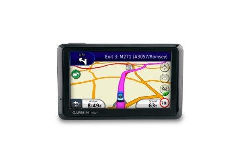 Garmin Nüvi 1310 Système de navigation par satellite Cartographie Royaume-Uni et Irlande (Import Royaume Uni)