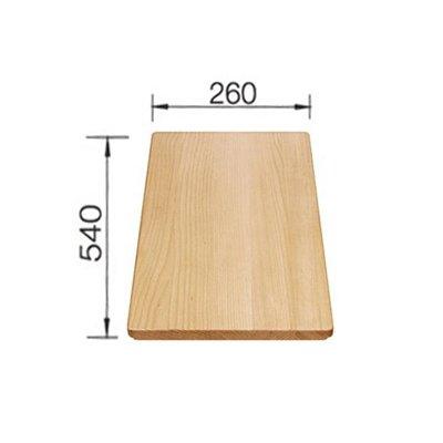 Blanco 225 362 Holzschneidebrett Buche