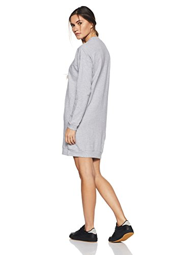 Sugr-Womens-Body-Con-Cotton-Knee-Long-Dress