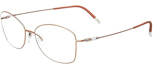 Schwarzkopf Brillen Silhouette DYNAMICS COLORWAVE FULLRIM 4553 ROSE GOLD Damenbrillen