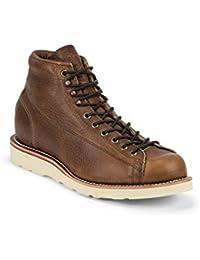 Chippewa - Botas de Piel para hombre Marrón marrón