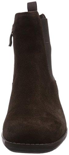ara Texas-Stf Damen Chelsea Boots Braun (Moro)