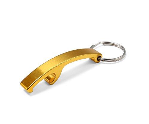 10 x Roboterarm Schlüsselring / Schlüsselanhänger / Flaschenöffner- Orange Keyring -