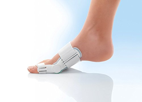 Happy GiftMart Toe Straightener Bunion Splint Movable, Protection And Correction For Feet Affected By Hallux Valgus